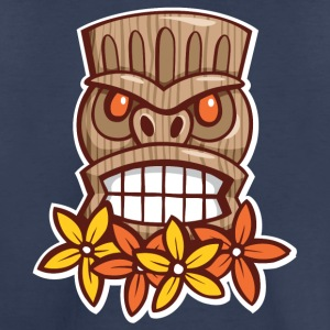 Big Grin Tiki - Toddler Premium T-Shirt