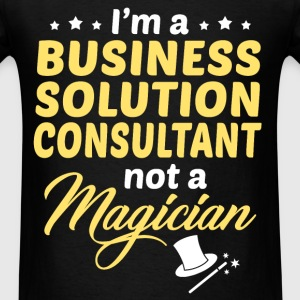 Business Solution Consultant - Men's T-Shirt
