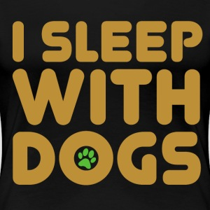 dogs - Women's Premium T-Shirt