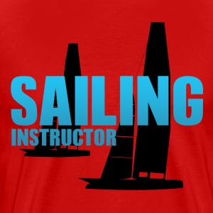 Sailing Instructor - Men's Premium T-Shirt