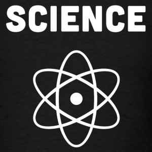 Science Physics Atom T-Shirt - Men's T-Shirt