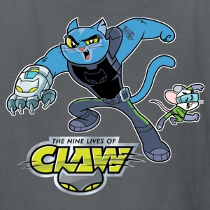 KIDS OFFICIAL CLAW AND EDISON TEE - Kids' T-Shirt