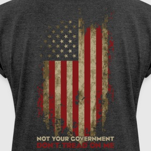 Definition of True Patriotism! - Women's Roll Cuff T-Shirt