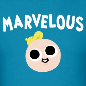 The Internet is Marvelous - Men's T-Shirt