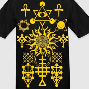 LIGHT TOTEM 13 - Men's Tall T-Shirt