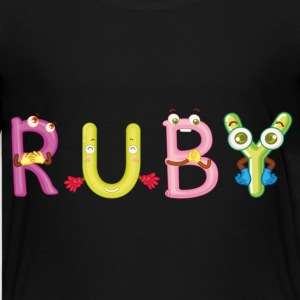 Ruby - Kids' Premium T-Shirt