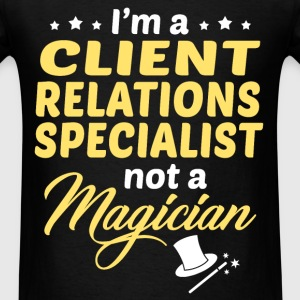 Client Relations Specialist - Men's T-Shirt