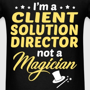 Client Solution Director - Men's T-Shirt