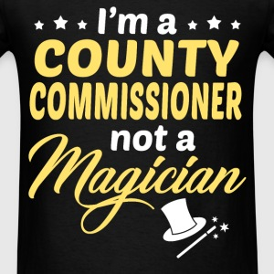 County Commissioner - Men's T-Shirt