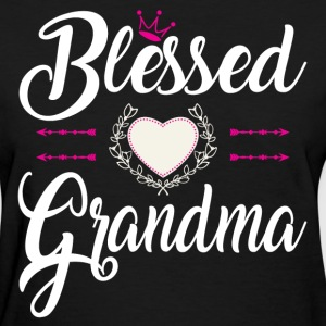 BLESSED GRANDMA T-Shirts - Women's T-Shirt