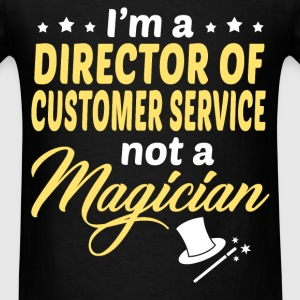 Director Of Customer Service - Men's T-Shirt
