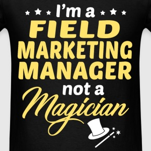Field Marketing Manager - Men's T-Shirt