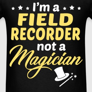 Field Recorder - Men's T-Shirt