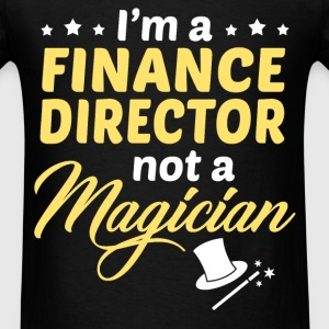 Finance Director - Men's T-Shirt