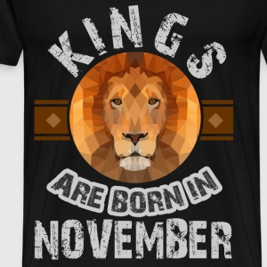 KING 11 B.png T-Shirts - Men's Premium T-Shirt