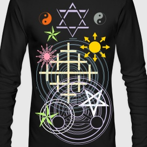 STUFF ON SHIRT 4 - Men's Long Sleeve T-Shirt by Next Level