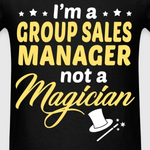 Group Sales Manager - Men's T-Shirt