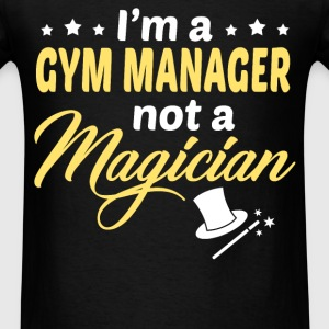 Gym Manager - Men's T-Shirt
