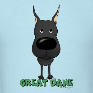 Big Nose Great Dane - Men's T-Shirt