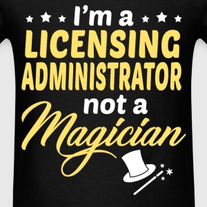 Licensing Administrator - Men's T-Shirt