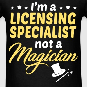 Licensing Specialist - Men's T-Shirt