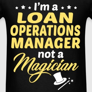 Loan Operations Manager - Men's T-Shirt