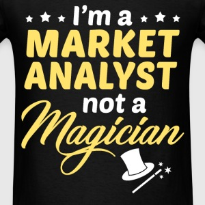 Market Analyst - Men's T-Shirt