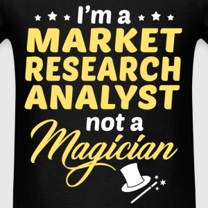 Market Research Analyst - Men's T-Shirt