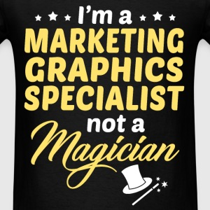 Marketing Graphics Specialist - Men's T-Shirt