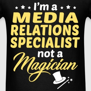 Media Relations Specialist - Men's T-Shirt