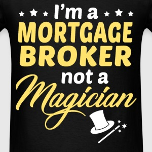 Mortgage Broker - Men's T-Shirt