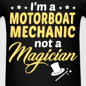 Motorboat Mechanic - Men's T-Shirt