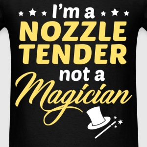 Nozzle Tender - Men's T-Shirt
