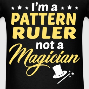 Pattern Ruler - Men's T-Shirt