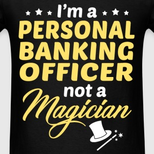 Personal Banking Officer - Men's T-Shirt
