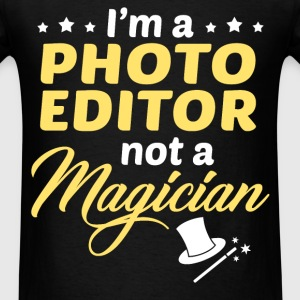Photo Editor - Men's T-Shirt