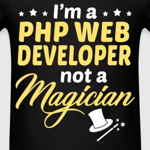PHP Web Developer - Men's T-Shirt