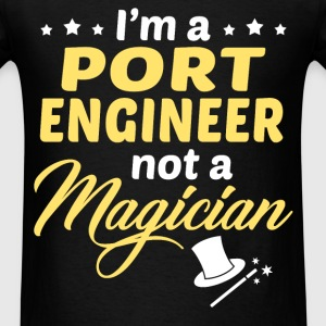 Port Engineer - Men's T-Shirt