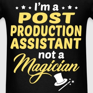 Post Production Assistant - Men's T-Shirt
