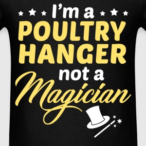 Poultry Hanger - Men's T-Shirt