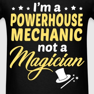 Powerhouse Mechanic - Men's T-Shirt