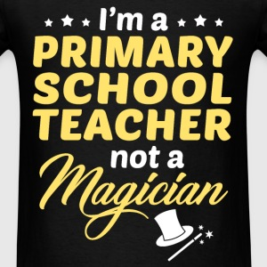 Primary School Teacher - Men's T-Shirt