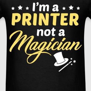 Printer - Men's T-Shirt