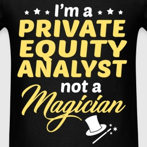 Private Equity Analyst - Men's T-Shirt
