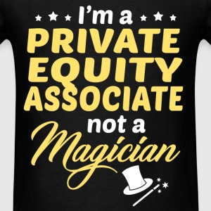 Private Equity Associate - Men's T-Shirt