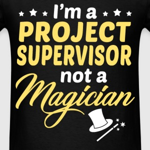 Project Supervisor - Men's T-Shirt
