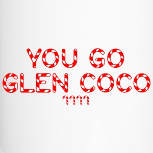 'You Go Glen Coco' Travel Mug - Travel Mug
