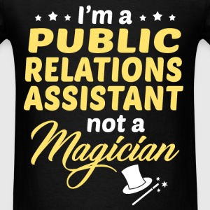 Public Relations Assistant - Men's T-Shirt