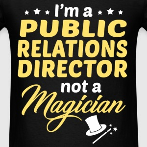 Public Relations Director - Men's T-Shirt