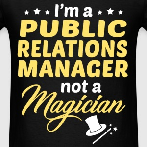 Public Relations Manager - Men's T-Shirt